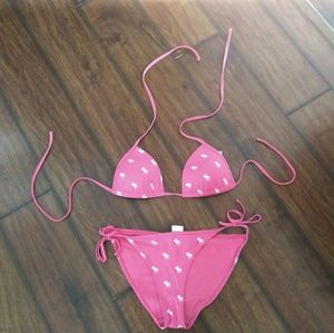 EUC Abercrombie and Fitch bikini